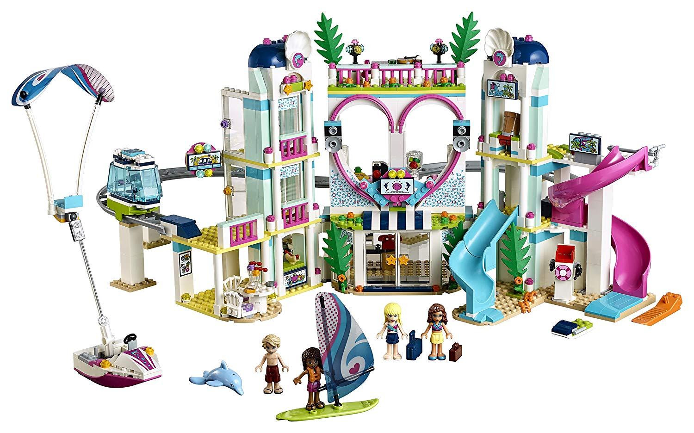 Küche mit Pfannen aus Friends Lego City Friends Backofen