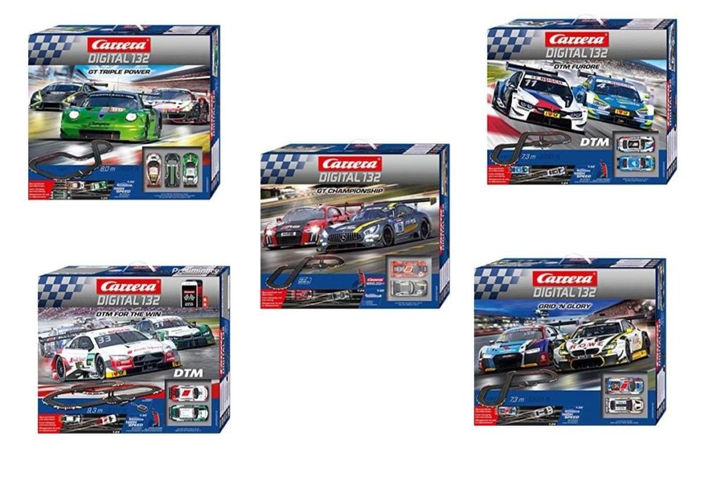 Carrera 132 Digital Sets