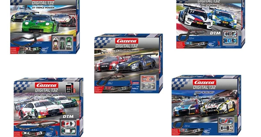 Carrera 132 Digital Sets