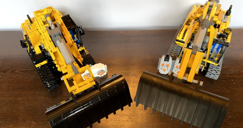 Lego Technic Alternativen