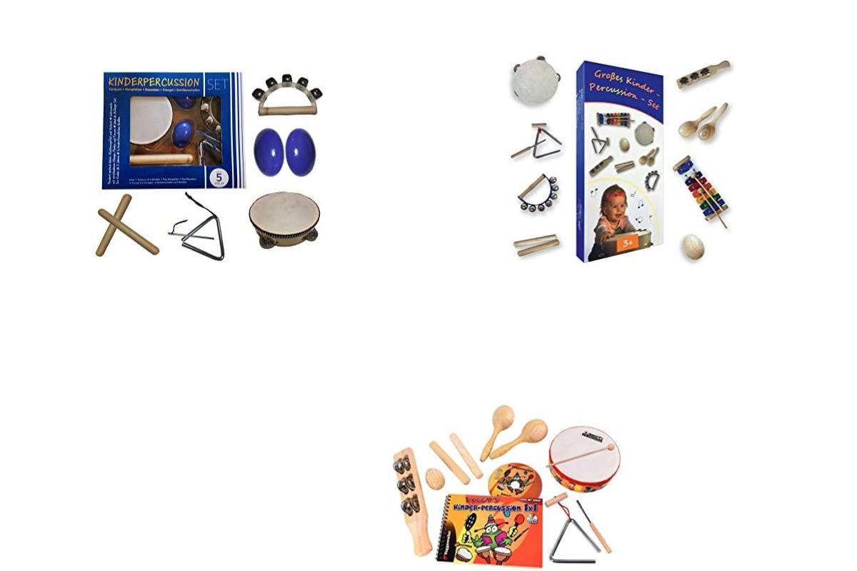Percussion Sets Kinder